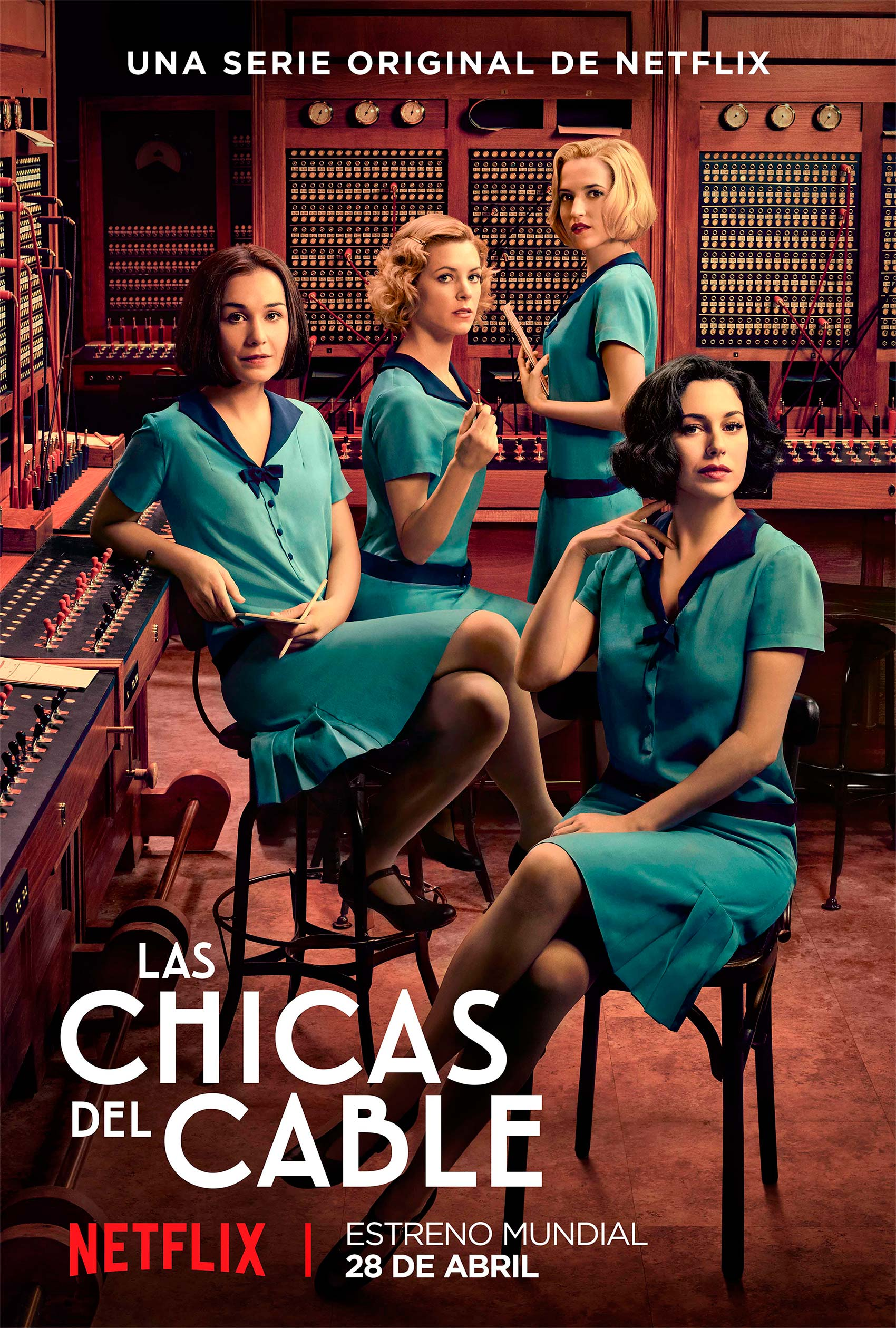Las chicas del cable